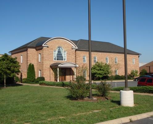 Commercial Construction Company Harrisonburg