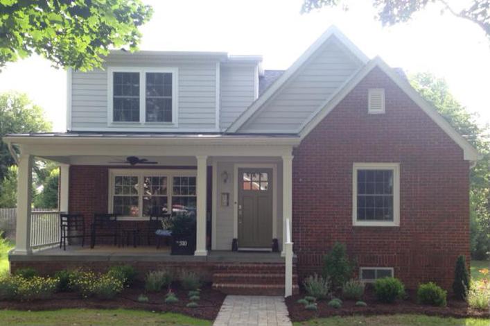 Home Additions, Harrisonburg Contractor