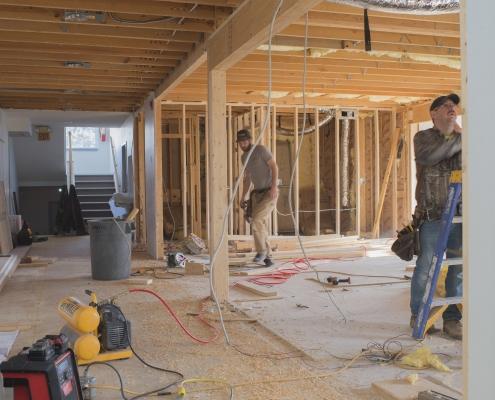church construction - Herr & Co. Building Contractors