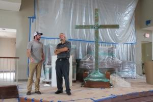 church renovation - Herr & Co.