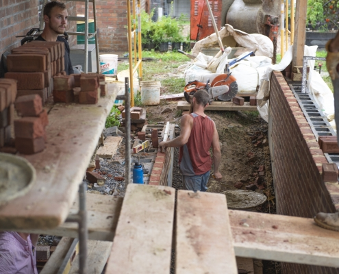 Foundation Repair and Masonry by Herr & Co. Building Contractors